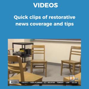 Videos header for website
