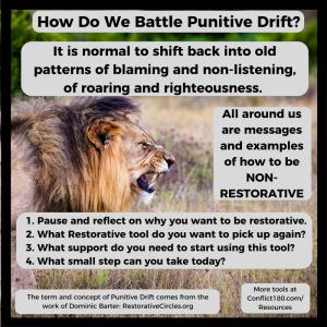 Battling Punitive Drift