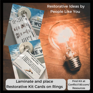 Restorative Kits on Rings