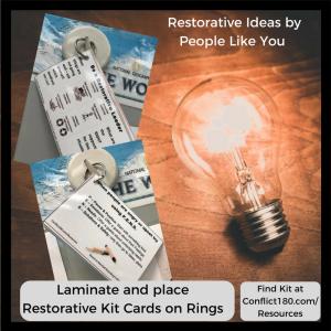Restorative Kits on Rings