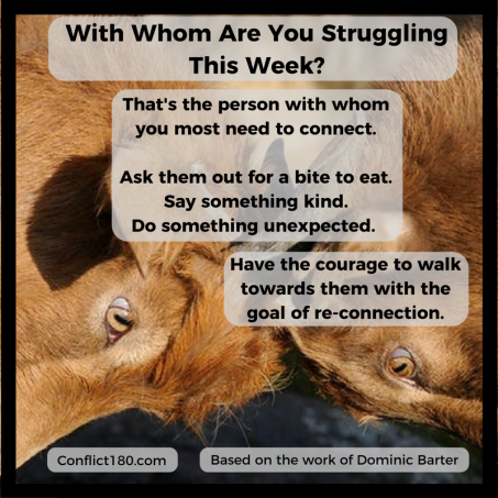 With Whom Are You Struggling