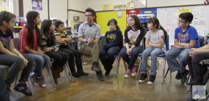 Chicago Public Schools circle
