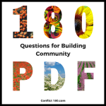 180 Questions For Building Community PDF Image