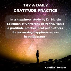 Gratitude Study