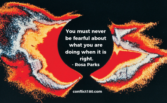 Courage Rosa Parks
