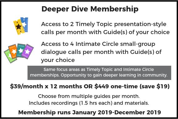 Deeper Dive